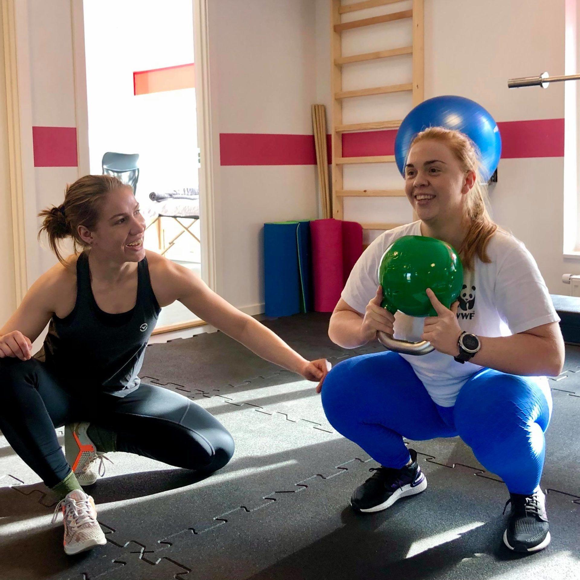 Fysioterapeut Vanløse, Improve Studio, Sofie Ankerstjerne10