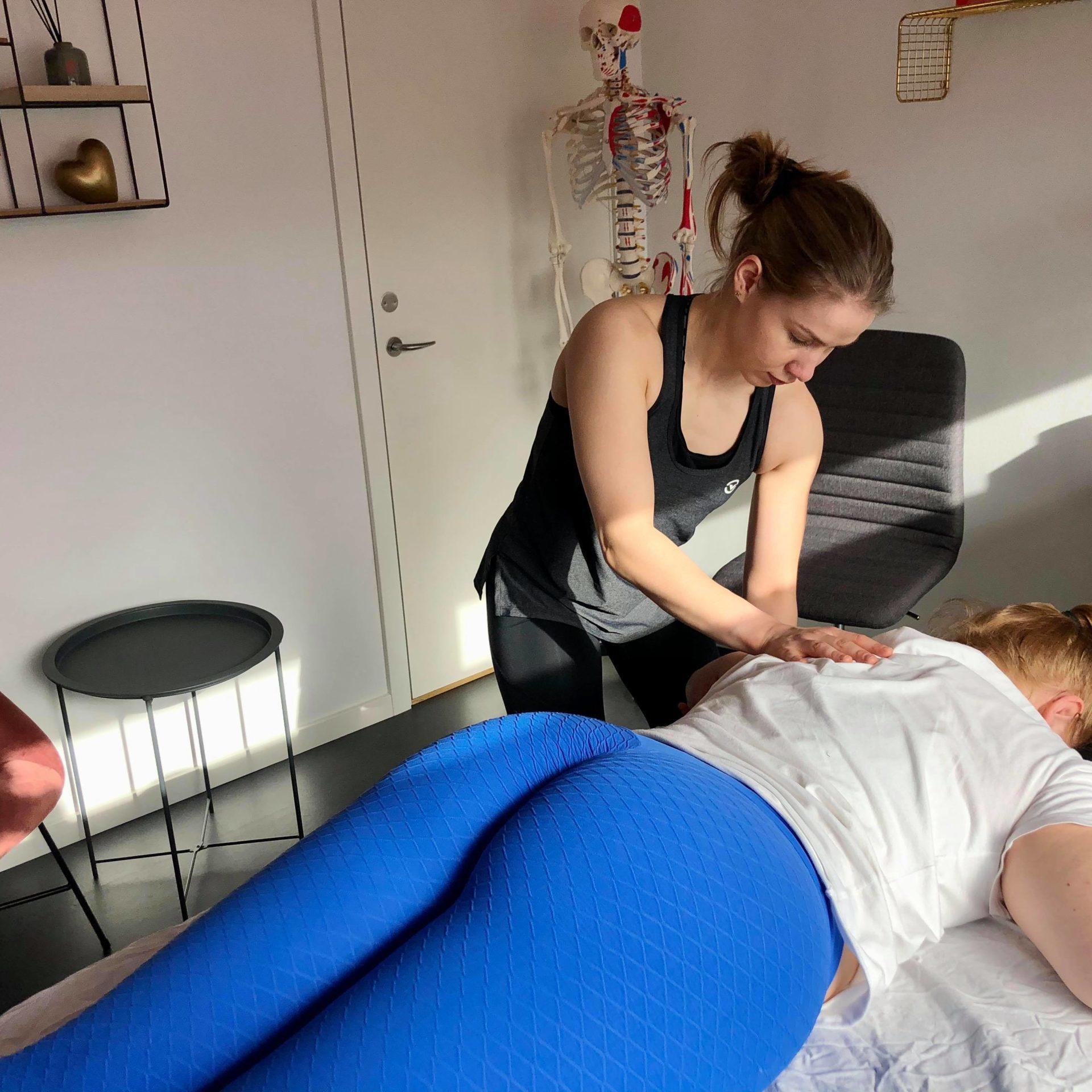 Fysioterapeut Vanløse, Improve Studio, Sofie Ankerstjerne4